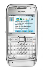 e71 display